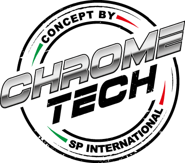 LOGO - CHROME TECH